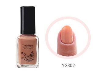 YG302 オレンジ系カラー