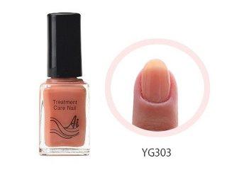 YG303 オレンジ系カラー