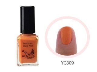 YG309 オレンジ系カラー