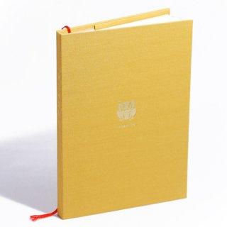 和暦日々是好日カバーつき 2021旧暦手帳(黄)