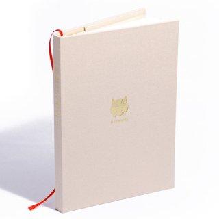 和暦日々是好日カバーつき 2021旧暦手帳(アイボリー)