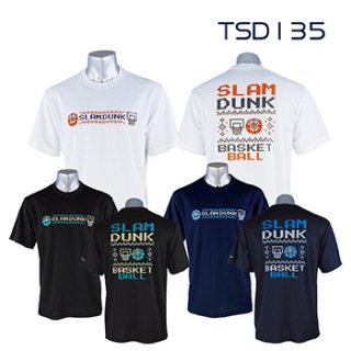 HOOP STAR Tシャツ    TSD135<img class='new_mark_img2' src='https://img.shop-pro.jp/img/new/icons25.gif' style='border:none;display:inline;margin:0px;padding:0px;width:auto;' />