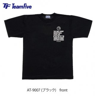 <img class='new_mark_img1' src='https://img.shop-pro.jp/img/new/icons1.gif' style='border:none;display:inline;margin:0px;padding:0px;width:auto;' />Team Five  Tシャツ AT-9007 ブラック