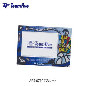 <img class='new_mark_img1' src='https://img.shop-pro.jp/img/new/icons26.gif' style='border:none;display:inline;margin:0px;padding:0px;width:auto;' />TeamFive 写真たてAPS-0710