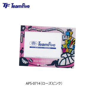 <img class='new_mark_img1' src='https://img.shop-pro.jp/img/new/icons26.gif' style='border:none;display:inline;margin:0px;padding:0px;width:auto;' />TeamFive 写真たてAPS-0714