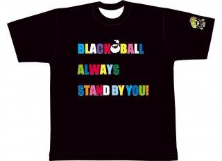 <img class='new_mark_img1' src='https://img.shop-pro.jp/img/new/icons1.gif' style='border:none;display:inline;margin:0px;padding:0px;width:auto;' />Team Five  昇華Tシャツ ブラックボール10周年記念 限定品リミテッド 特典ネームタグキーホルダー付きATLー085-07 ブラック