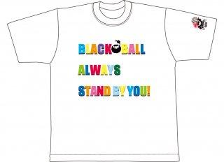 <img class='new_mark_img1' src='https://img.shop-pro.jp/img/new/icons15.gif' style='border:none;display:inline;margin:0px;padding:0px;width:auto;' />Team Five  昇華Tシャツ ブラックボール10周年記念 限定品リミテッド ネームタグキーホルダー付き ATLー086-08 ホワイト