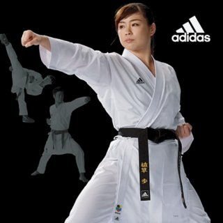 アディダス adidas 空手衣 アディライト(WKF公認) 世界最軽量 JAPANモデル