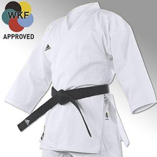 アディダス adidas 空手衣(WKF公認) トレーニング  (形・組手兼用)