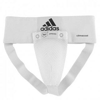アディダス adidas WKF公認グローインガード(男性用)ホワイト
