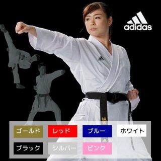 色を自由に選べる!! adidas ロゴ(右胸と背中2ヵ所)