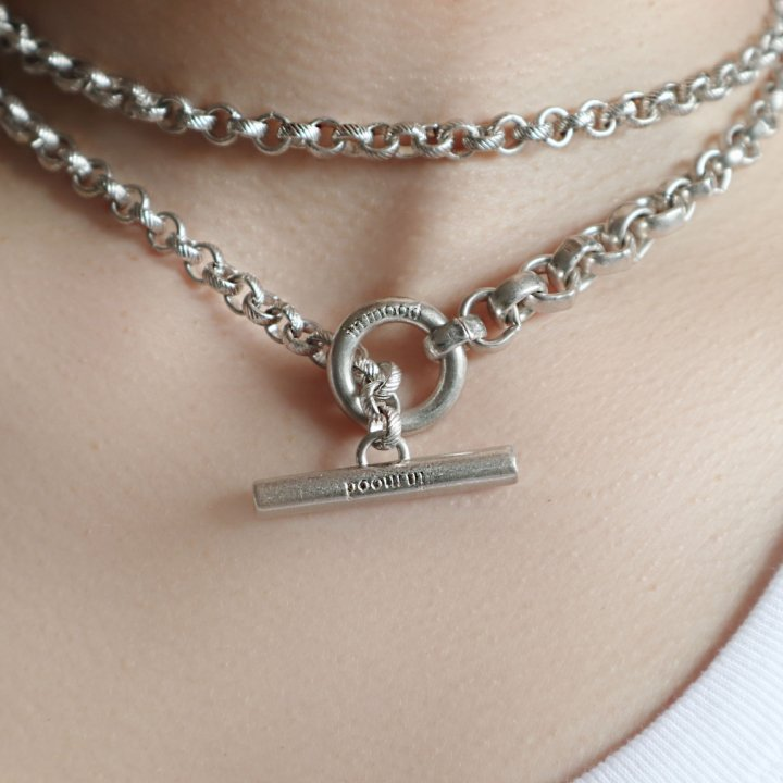 RING long<br>-necklace