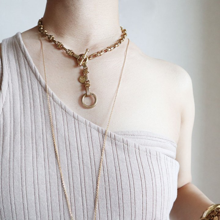H chain<br>-necklace