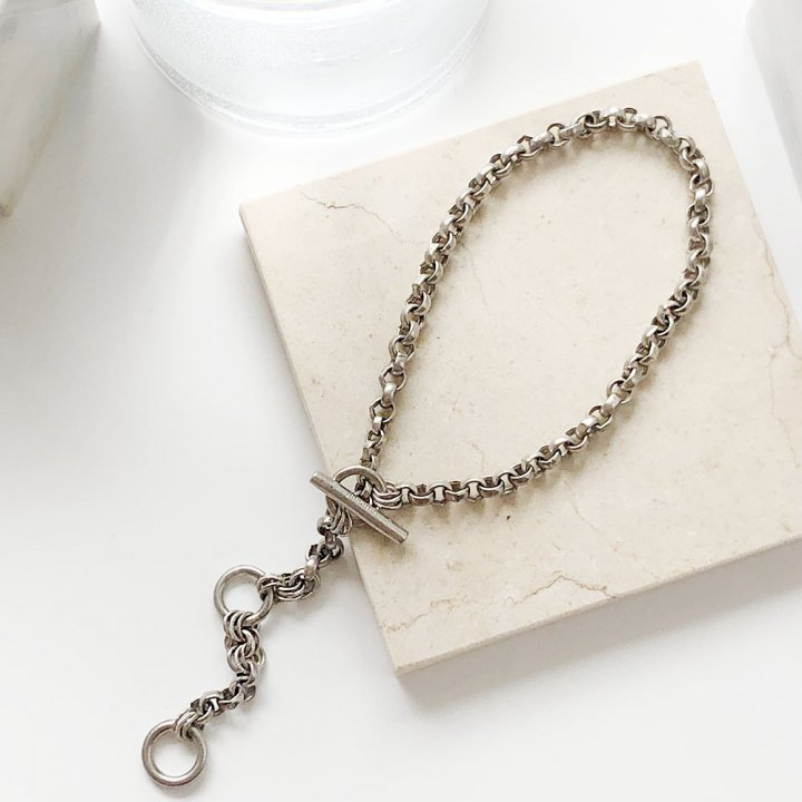SHELL  SV<br>-necklace