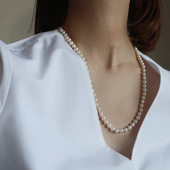 F PEARL 57<br>-necklace