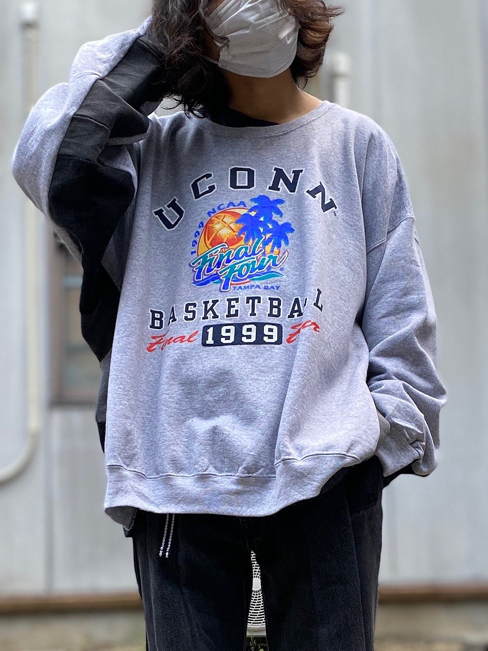 <img class='new_mark_img1' src='https://img.shop-pro.jp/img/new/icons14.gif' style='border:none;display:inline;margin:0px;padding:0px;width:auto;' />Switching side and under sleeve pullover sweat 6