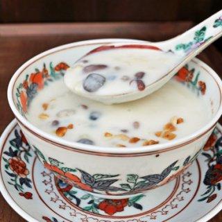 【春季限定】お豆とココナッツミルクのお汁粉(冷凍クール便)