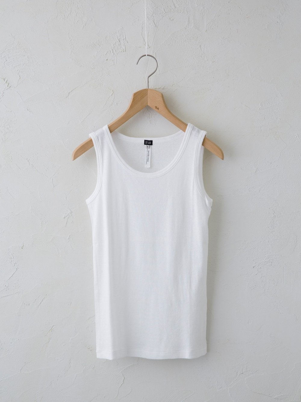 & 12 Linen(フライス)タンクトップ -standard-