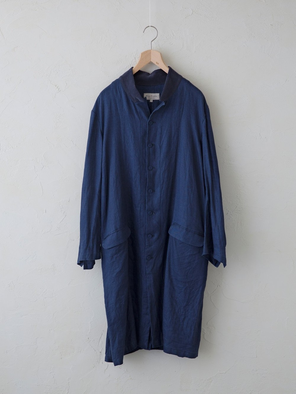 Wither Linen Twill アトリエコート(Ladies'&Men's)
