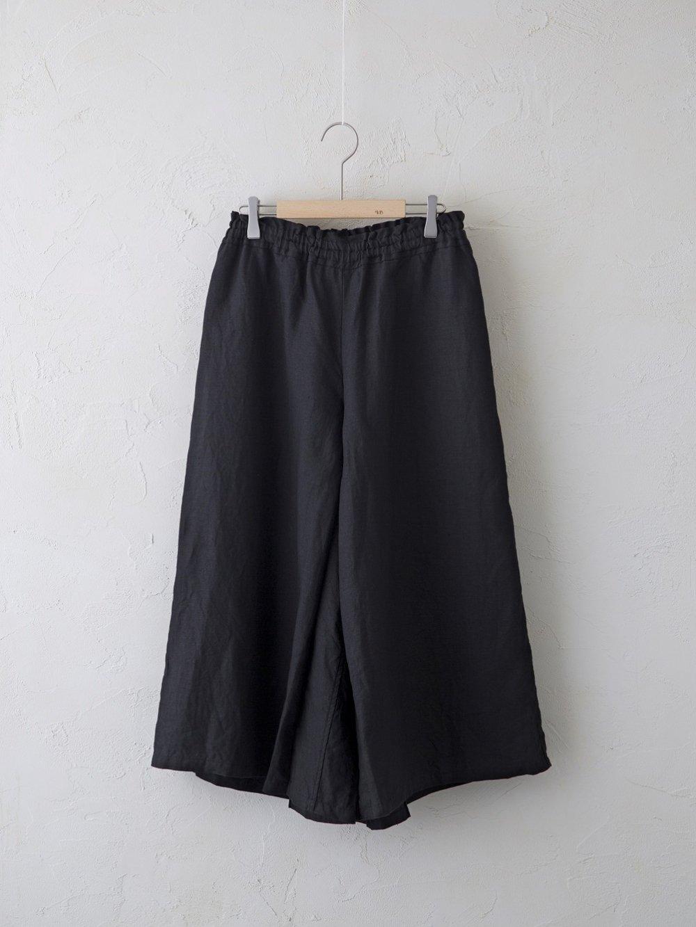 【限定】Linen 40 ハカマパンツ