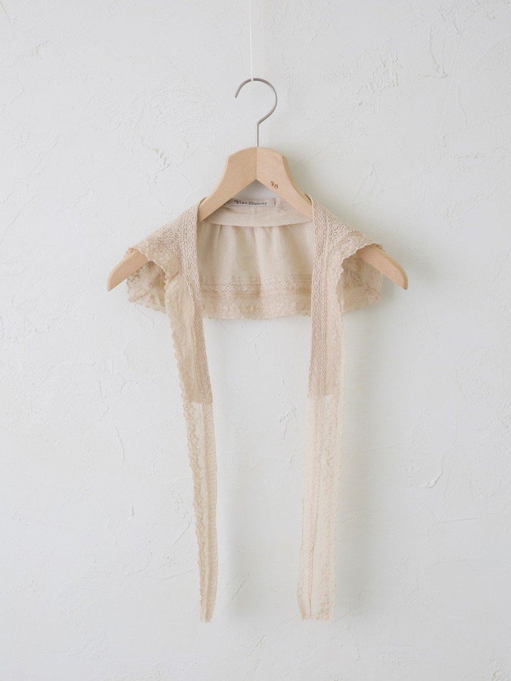 Cotton Lace レース衿