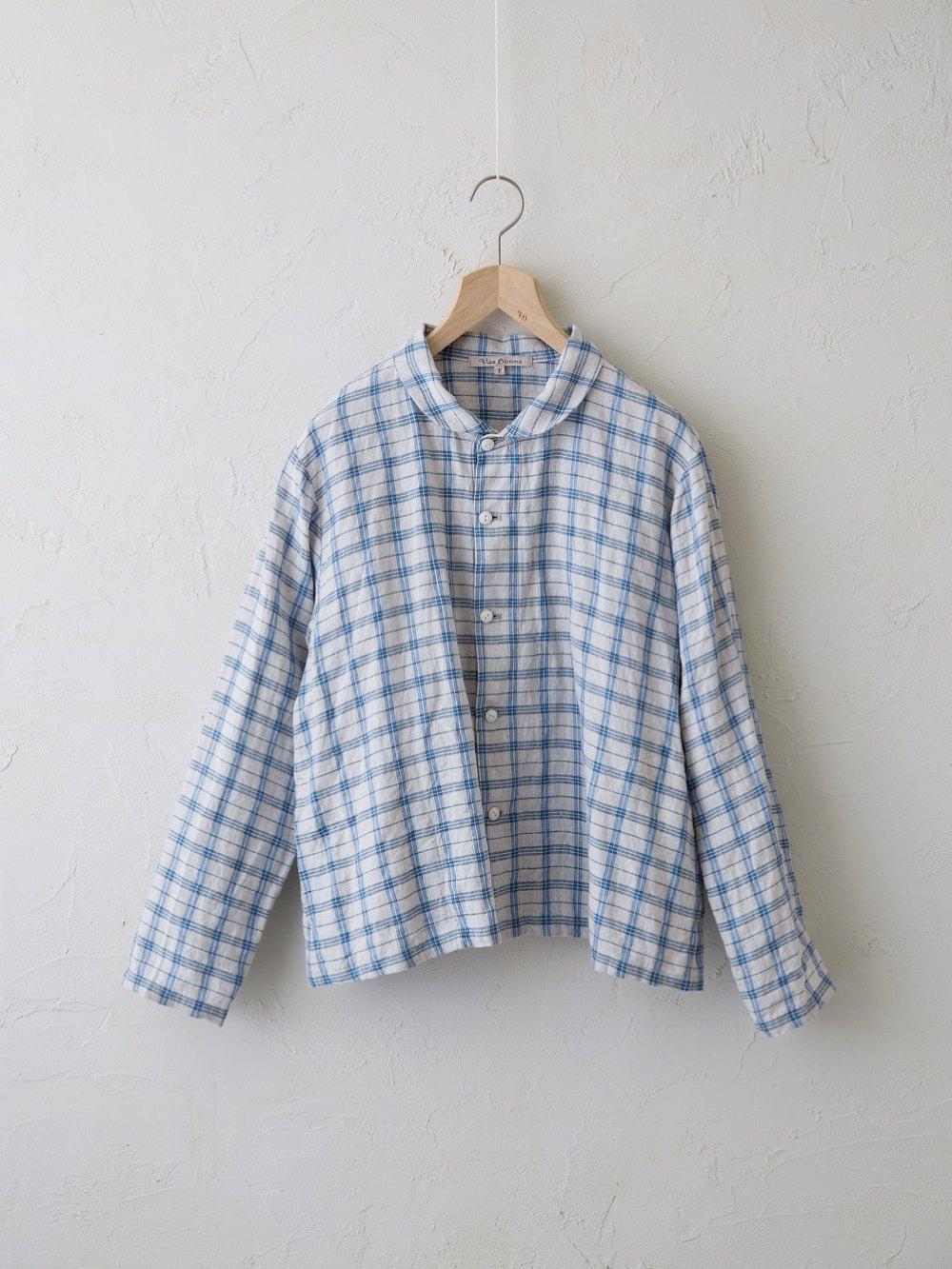 Vintage Check(平織) ライトジャケット