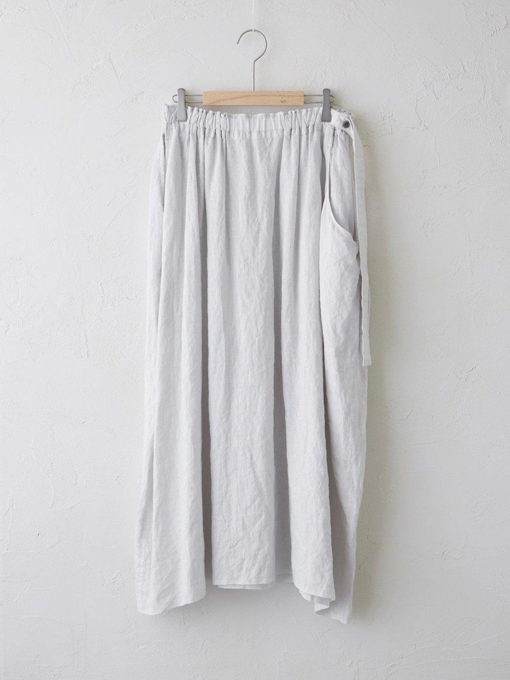 KL Vintage コクーンギャザースカート