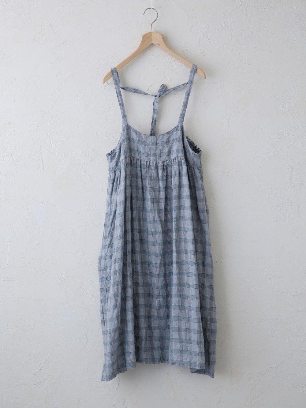 Vintage Check キャミワンピース