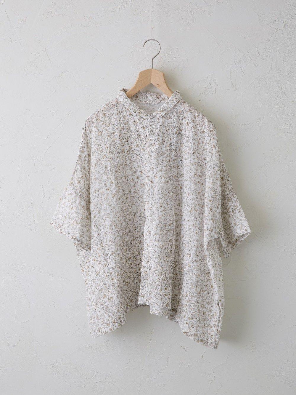【限定】 KL Heritage 80 × Wild Grass Print ワイドシャツ