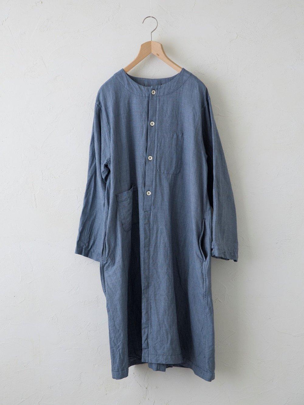 Linen Cotton Wool ラチネ ワンピース