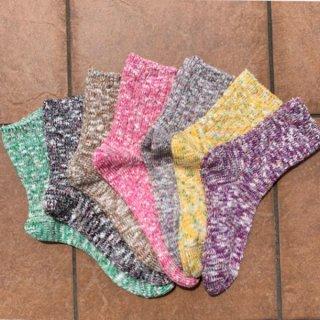 あしたびシリーズ|麻と綿の靴下。親子で履ける。(ASHI-003)