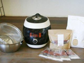 酵素玄米Labo   スタートセット 予約注文【4月23日再入荷分】   〜Laboが追求した至高の酵素玄米生活〜