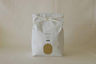 令和2年産【玄米】 自然栽培コシヒカリ (三重県産) 3kg