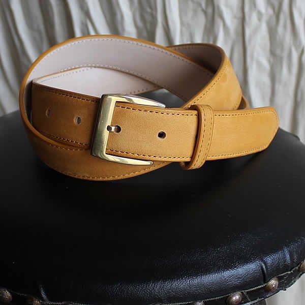 Atelier de vêtements×Ad maiora Designare / nubuck belt