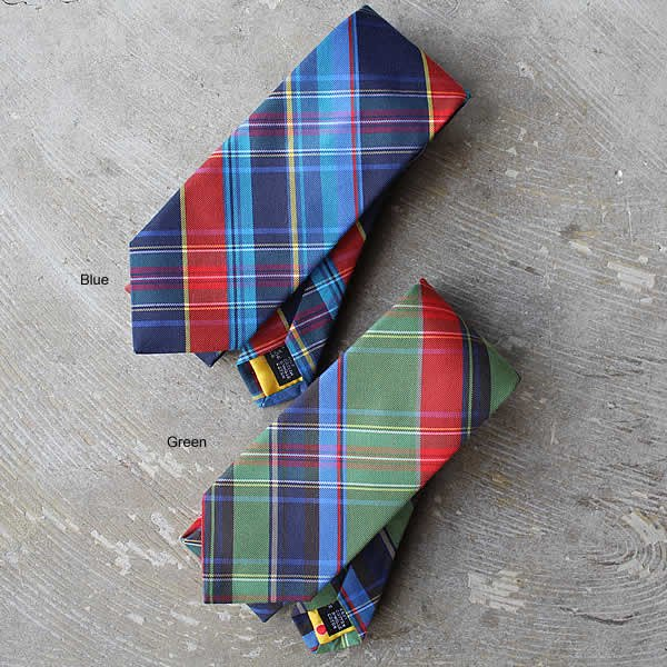 Ascot / Silk Cotton Fade Tie