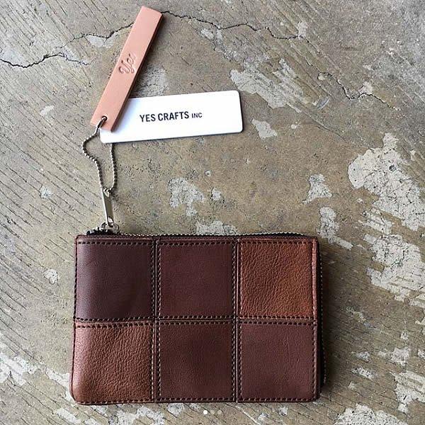 *受注生産*yes / (exclusive color order) SQUARE CARD CASE