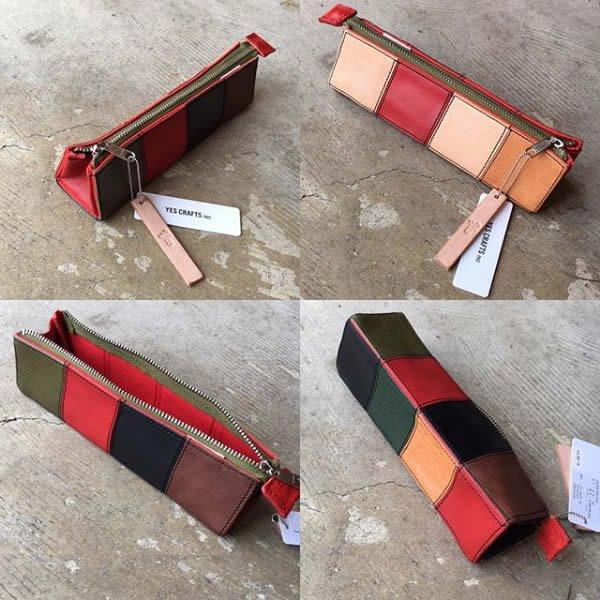 *受注生産*yes / (exclusive color order) SQUARE PEN CASE