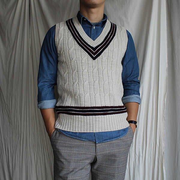 taliare×Kei MACDONALD / cricket vest