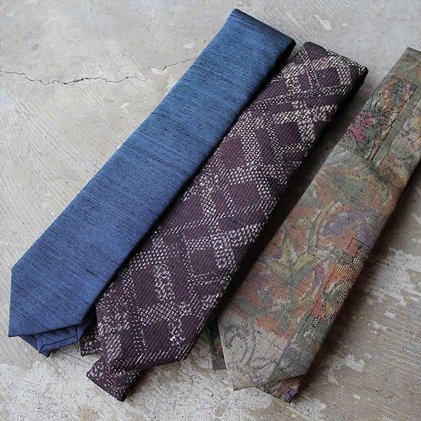 *受注生産*Atelier de vetements / order tie / order pocket handkerchief