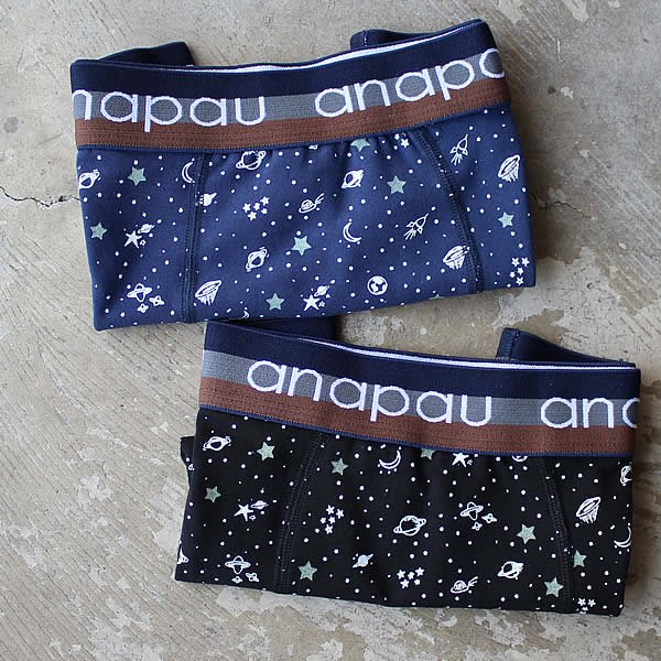 anapau / ボクサーパンツ (宇宙)