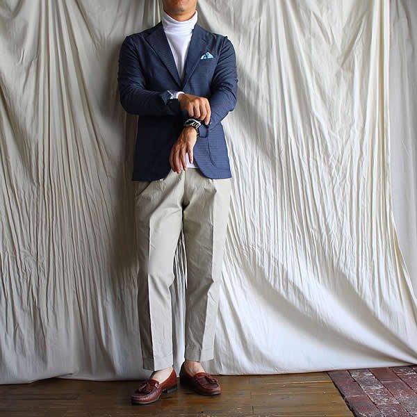 *受注生産*Atelier de vetements custom trousers / trousers No.6 (国産高密度コットン、3カラー)
