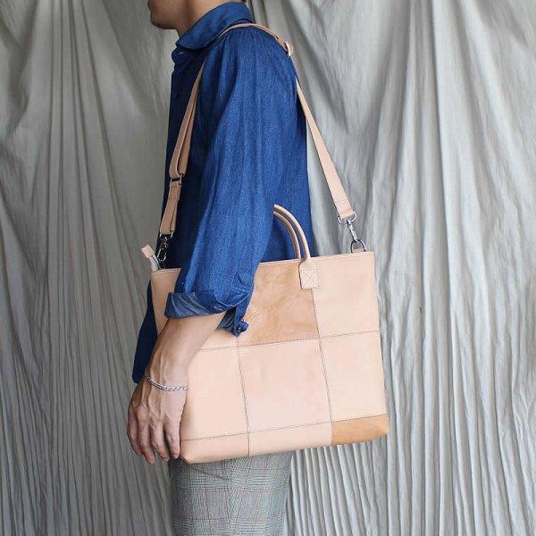 *受注生産*yes / (exclusive color order) SQUARE SHOULDER BAG