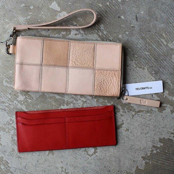 *受注生産*yes / (exclusive color order) SQUARE SMART CASE用のカードポケット