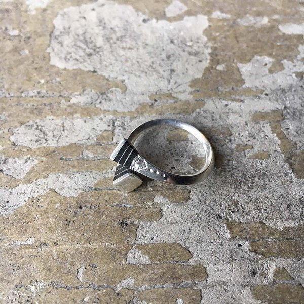 tuareg jewelry / silver ring