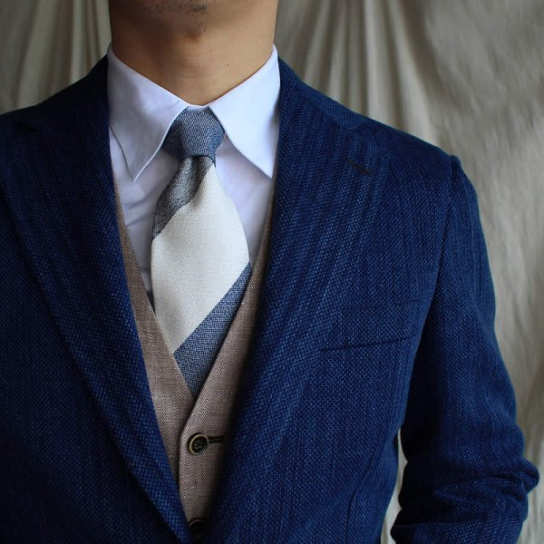 ALBENI 1905 / tie made in italy (セッテピエゲ)