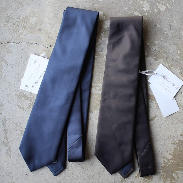 ALBENI 1905 / tie made in italy (ソリッド)