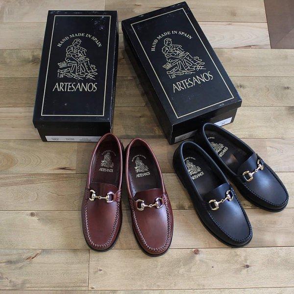 ARTESANOS / Bit loafer