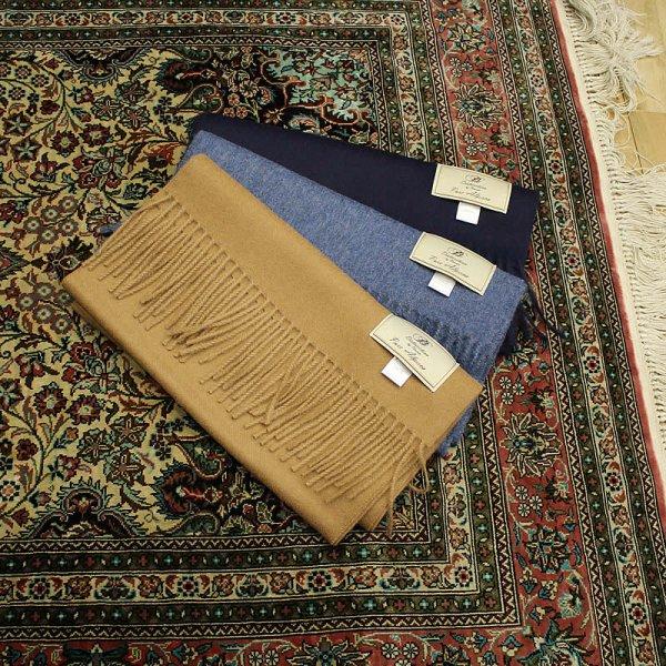BRONTE / pure alpaca scarf
