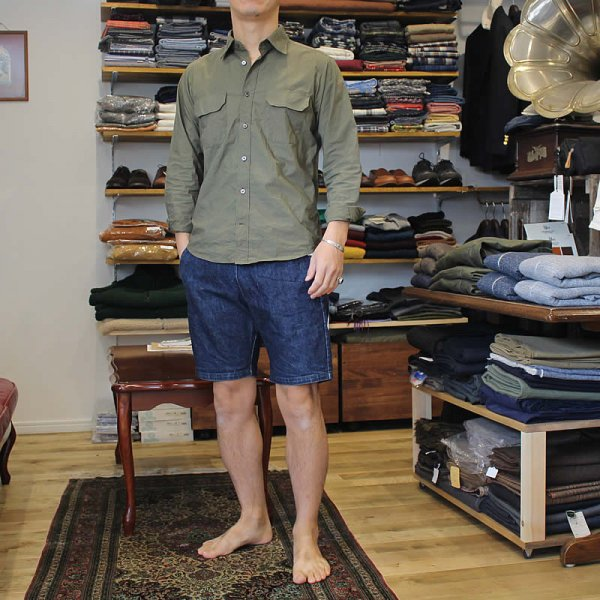 *受注生産*Atelier de vetements shirt / No.44 military shirts