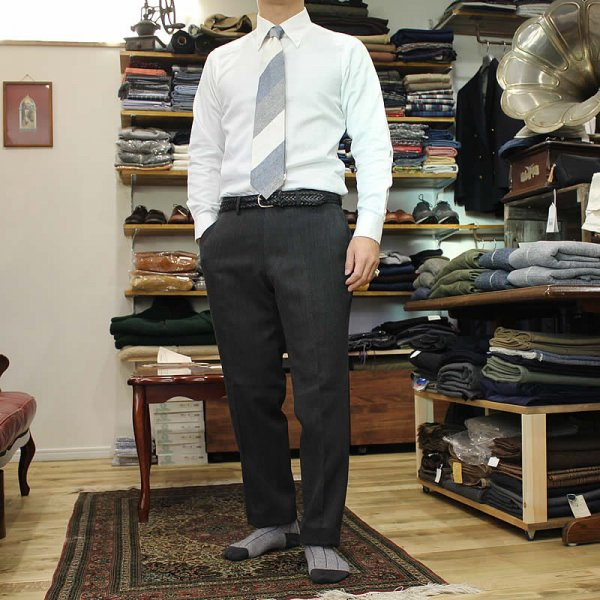Atelier de vetements / vintage kersey trousers
